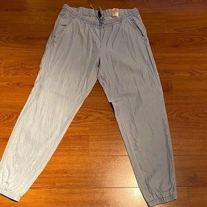 Light blue Lightweight pants
